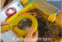 Science Activities / Science teaching ideas, resources, and activities for kindergarten, first grade, or prek