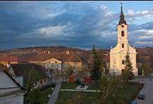 Spomenici kulture u Beloj Crkvi / Najznačajniji objekti nastali su krajem XVIII veka i u XIX veku. Arhitektura Bele Crkve tipološki i stilski slična je kao u drugim delovima bivše Austro-Ugarske, sa varijantama baroka, klasicizma, romantizma, istorijskih neo-stilova, secesije i savremene funkcionalističke arhitekture.