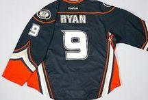 Anaheim Ducks Game Worn Jerseys / by Beckett Auction Services