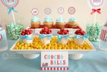 Children's Party Ideas / Fun and creative ideas for kids' parties