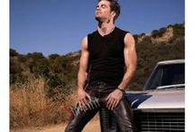 SlimFit Leather Pants / Slimfit Jackets now present leather pants, Celebs leather pants at very low price with free shipment to USA, UK and Canada