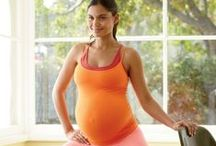 Fitness for two, please / Continuing (or starting) an active lifestyle when you're expecting is important and rewarding, but it's not without challenges and special considerations! On this board, we offer you a collection of prenatal workouts and resources to support you in your healthy, fit pregnancy, at any fitness level.