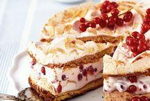 Gebak en koekjes / Zelf taart en andere lekkere dingen bakken