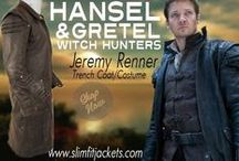 Hansel & Gretel Witch Hunters Jeremy Renner Coat / Stylish Jeremy Renner (Hansel) Trench Coat from movie Hansel & Gretel Witch Hunters at discounted price with free shipment.