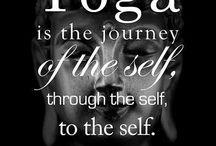 Yoga / Heerlijk echt ME time!