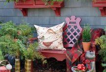 DRAUSSEN: Ideen / Deko, Accessoires und Gestaltungstipps: Schöpfen Sie aus einem unermesslichen Füllhorn von Ideen für den eigenen Garten.