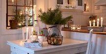 Wohnen: Küche einrichten / Gemütlich, praktisch und lebendig: Die Küche ist das Zentrum des Hauses, umso wichtiger ist eine heimelige Atmosphäre. Ob in großen, kleinen, modernen, eleganten oder nostalgischen Räumen, wir finden für jeden eine Inspiration.