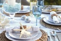 Wohnen: Tischdeko / Grillfest, Geburtstage, besondere Anlässe: Wir sind immer auf der Suche nach der schönsten Tischdekoration.