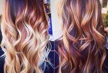 Hair Color / Colors, hair