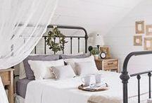 Wohnen: Schlafzimmer zum Träumen / Die schönsten Betten, Möbel, Dekorationen und DIY-Ideen fürs Schlafzimmer