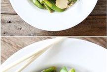 veg green beans /asparagus