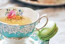 Gastlichkeit: Tee zelebrieren / Heute laden wir unsere Freundinnen zu einer Teestunde ein – Jane Austen lässt grüßen!