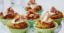 Gastlichkeit: Muffins / Ob süß oder pikant: Muffins gehören zu den Top 10 der Leckereien aus dem Backofen. Schnell zubereitet und abwechslungsreich, dürfen sie bei keiner Party fehlen.