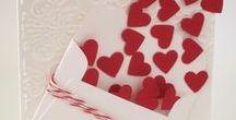 Kreativ: Valentinstag / Inspirationen für Valentinstags-Geschenke, Rezepte, Deko, DIY, Herzchen und ganz viel Liebe!