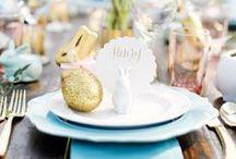 Gastlichkeit: Ostern / Rezepte, Ideen und Deko für die Osterzeit