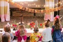 Gastlichkeit: Kindergeburtstag / Kinderleichte DIY-Ideen, fröhliche Deko und einfache Rezepte für den Kindergeburtstag