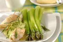 Gastlichkeit: Spargelzeit / Hier finden Sie Spargel-Rezepte für Genießer