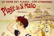 """Reisen: St. Malo / """"Eine Steinkrone auf den Wellen"""" nannte François-René de Chateaubriand seine Heimatstadt Saint-Malo. Mit ihren verwegenen Kaperfahrten bescherten mutige Freibeuter der brotonischen Hafenstadt einst sagenhafte Reichtümer. Bis heute ist jedoch der größte Schatz der Malouins ihre Unabhängigkeit."""
