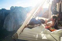 Reisen: Luxus-Campen / Freiheit, Unabhängigkeit, draußen sein – das verbinden wir mit Camping-Urlaub. Auf Luxus muss man heute auch nicht mehr verzichten. #glamping