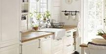 Wohnen: Weiß einrichten / Wohnen in elegantem Weiß