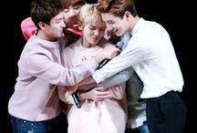 Seventeen ~ Vocal Team / Jeonghan ~ Joshua ~ Woozi ~ DK ~ Seungkwan