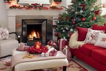 JOULU / Christmas ideas and decoration
