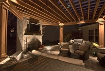 Awesome Fireplaces by C.B. Conlin Landscapes / Fireplaces installed by C.B. Conlin Landscapes Naperville and Chicago Suburbs