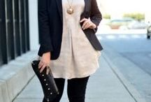 OUTFITS / Mostly plus size.