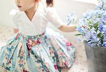 KIDS FASHION / Ideas for kids to wear.