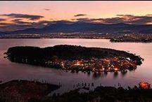 Our town/ioannina/epirus/Greece  / Ioannina city