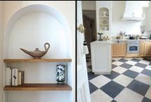 Neutral French/oriental Home Decoration / A mix of french and oriental atmospheres that match so well together.