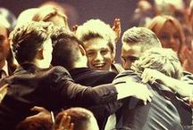 One Direction / Successful people are not gifted. They just work hard then succeed on purpose