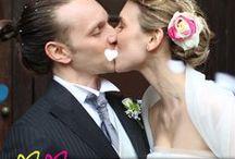 Antonio&Erika / Creative Wedding Green&Fucsia
