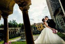 Manuela&Andrea / www.magnaelisa.com romantic lilac wedding