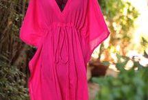 plážové šaty / šaty