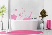 Il bagno - Un'oasi di benessere / Fai del tuo bagno un ambiente confortevole per iniziare la giornata con il piede giusto e andare a letto serenamente.