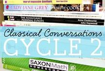 Cycle 2 - Classical Conversations