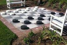Backyard Games / Having fun in your backyard with games