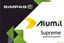 Simpas Supreme premium partner / ΑΝΗΚΟΥΜΕ ΣΤΟΥΣ ΚΑΤΑΣΚΕΥΑΣΤΕΣ ALUMIL SUPREME