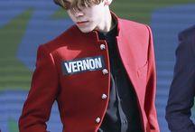 Vernon. / SEVENTEEN•Hansol Vernon Chew