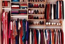 organizer šatny / odívání