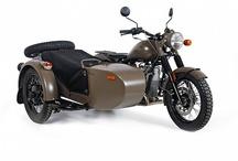 Suzuki Retro Motocykle