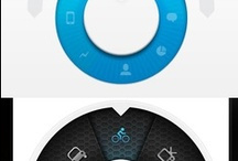 UI + UX / user interfaces, typefaces, details, intuitive usage, visual appeal, simple