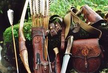 Weapons & Armours