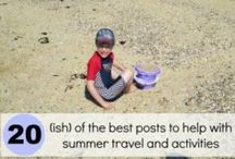 Travelling with children / Hints and tips for travelling with children