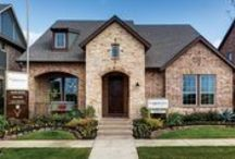David Weekley Homes - Delaney (Showcase Home) / David Weekely Homes is located in Viridian, Arlington Texas is offering The Delaney on the 50' product.