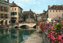 Viaggiare in Europa / Luoghi già visti e luoghi da visitare