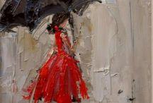 Artisti, dipinti e originalità / Qualcosa di speciale