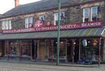 Beamish Museum, Durham / Beamish Museum, County Durham