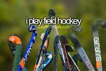 Field hockey / by Erin Flexon